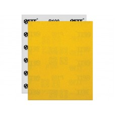 Бумага нажд. бум.фин.основа 230х280мм Р150 10шт алюм-окс. Профи (20/80шт/уп)