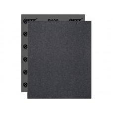 Бумага нажд. латексная основа 230х280мм Р80 10шт алюм-окс. Профи (100шт/уп)
