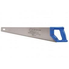 Ножовка по дереву 450мм крупный зуб 5Т 2D заточка каленая (10/40шт/уп)
