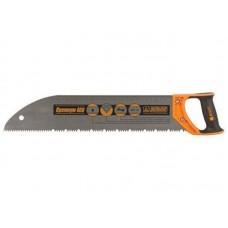 Ножовка по дереву Премиум 400 шаг 4,5 универсальный закругленное полотно (32шт/уп)