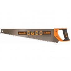 Ножовка по дереву Премиум 500К шаг 6 трапецевидная (32шт/уп)