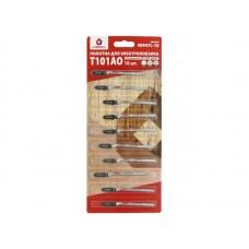 Полотна для лобзика LIGRELL T101AO HCS фигурный рез, для древ., ДСП,ДВП,фанеры 10 штук отрывных капсул в блистере(40947L-10)