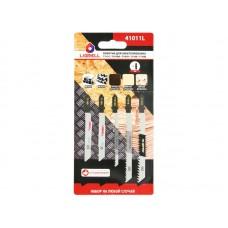 Полотна для лобзика LIGRELL Набор Т118B,T118A,T101AO,T101B,T111C (набор 5шт) (41011L)