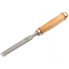 Стамеска с деревянной ручкой, 12мм (12/120шт/уп)