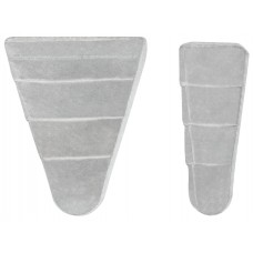 Клинья для молотка и топора  елочка , 2 шт., 12х27 мм и 24х27 мм