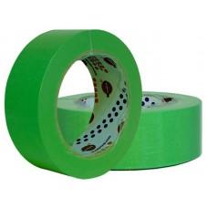 Лента маскировочная EUROCEL 80°С-30мин, зеленая, 19ммx40м MSK 6268 /48шт