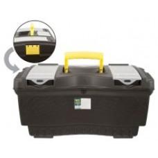 Ящик для инструмента 22  56х33х29см пластиковый (4шт/уп)