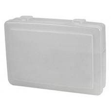 Ящик для крепежа 8  20х14х4см органайзер (28шт/уп)