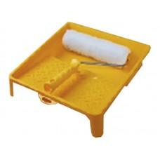 Набор для стен ванна 33х35+валик мех иск 180мм (10шт/уп)