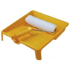 Набор для потолка ванна 33х35+валик поролон 240мм (10шт/уп)