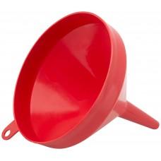Воронка пластиковая красная, д.160 мм