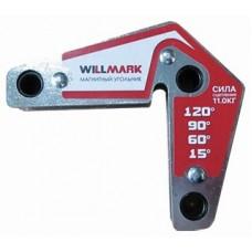 Угольник для сварки магнитный WILLMARK (10/60шт)