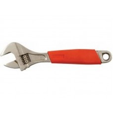 Ключ разводной Хард 150мм ПВХ покрытие ручки (6/120шт/уп)