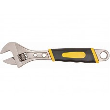 Ключ разводной  Старт  200 мм ( 24 мм ) ПВХ накладка на ручку