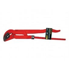 Ключ трубный газовый CrV Профи 45 гр (тип S) 2  (2/12шт/уп)