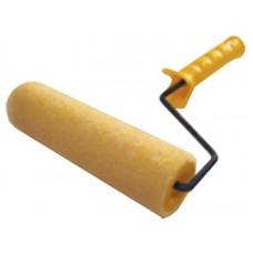 Валик велюровый 140мм d42мм ручка 6мм ворс 4мм (65шт/уп)