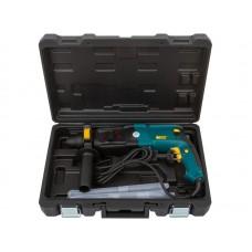 Перфоратор Монтажный 800 Вт  0-900 об/мин  0-4000 уд/мин  3,0 Дж  3 реж.  SDS-plus  реверс  2,8 кг  кейс (5шт/уп)