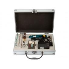Гравировальная машина мини 12 Вт  12000 об/мин  3,2 мм  адаптер  набор насадок  алюмин. кейс (6шт/уп)