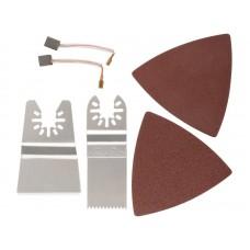Инструмент Многофункциональный 300 Вт  15000-21000 ход/мин  4,0 гр  БС насадок   рез. накл.  1,3 кг   кор. (6шт/уп)