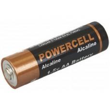 Батарейка POWERCELL щелоч. AA 1.5V 4шт. LR6-4BPC  12/120шт