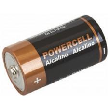 Батарейка POWERCELL щелоч. D 1.5V 2шт. LR20-2BPC 6/48шт.