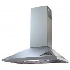 KRONA BELLA 600 inox sensor вытяжка кухонная