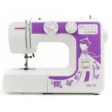 Швейная машина Janome  LW-17