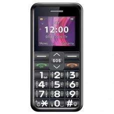 teXet TM-101 черный Мобильный телефон