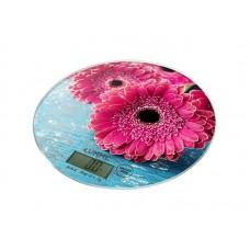 LUMME LU-1341 Весы розовая гербера