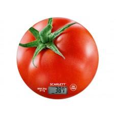 Scarlett SC-KS57P38 Весы (томат)