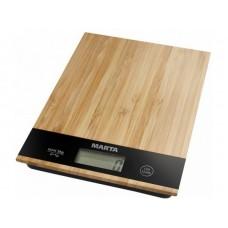 MARTA MT-1639 Весы бамбук