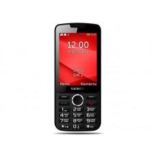 teXet TM-308 черный-красный Мобильный телефон