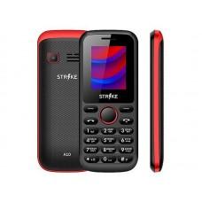Strike A10 Black+Red Мобильный телефон