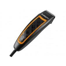 Scarlett SC-HC63C18 Машинка для стрижки волос (черный с оранжевым)