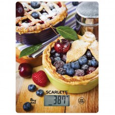 Scarlett SC-KS57P59 Весы (черничный пирог)