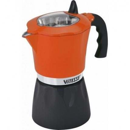 VS-2643 Оранж.(24/12) Кофеварка эспрессо VITESSE